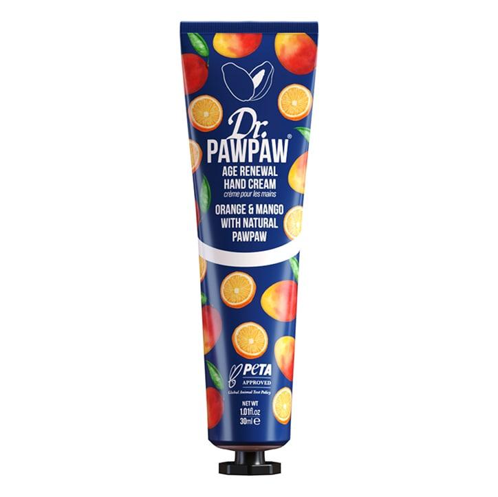 Dr. PawPaw Age Renewal Orange & Mango Hand Cream 30ml