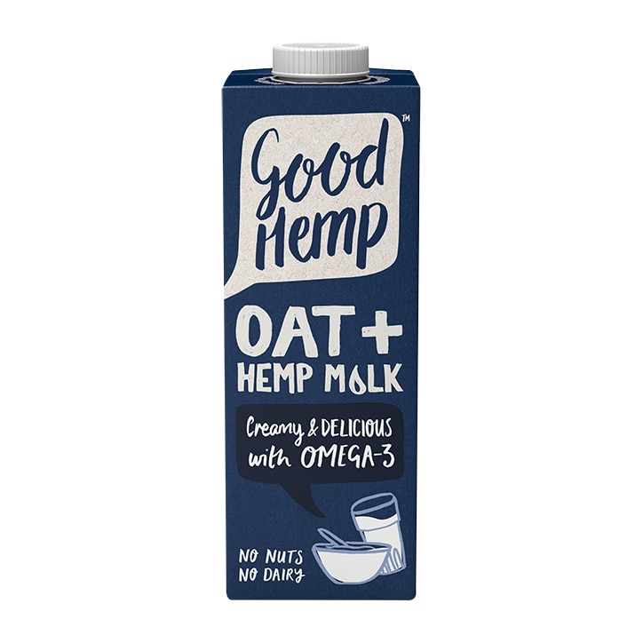 Good Hemp Oat + Hemp Milk 1L