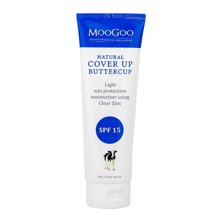 Moogoo Cover Up Buttercup SPF15 Natural Moisturiser
