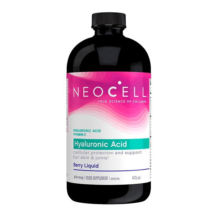 Neocell Hyaluronic Acid Berry Liquid 473ml