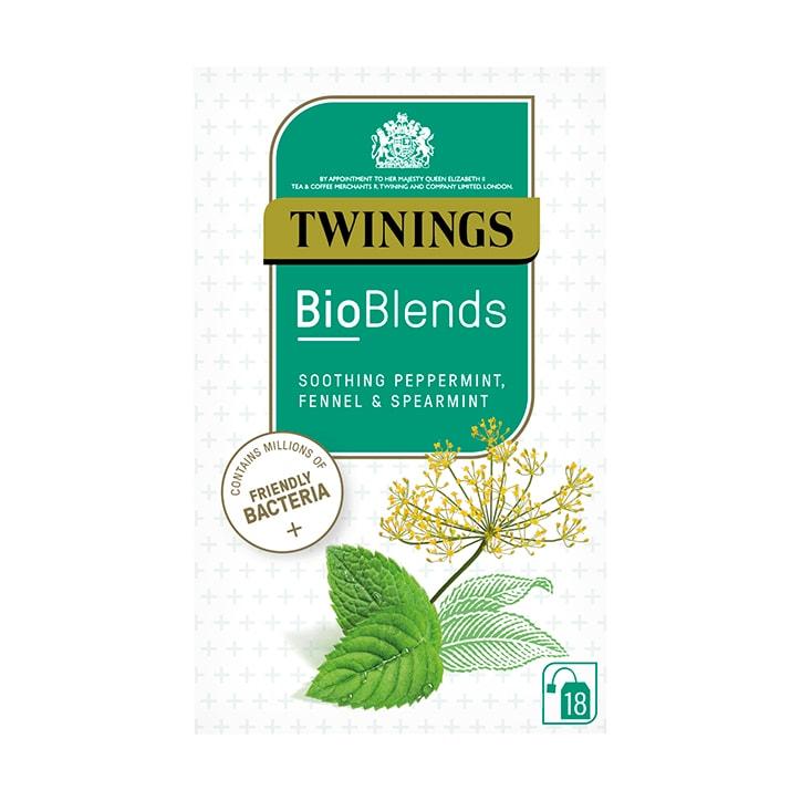 Twinings Bioblends Peppermint, Fennel & Spearmint 18 Tea Bags