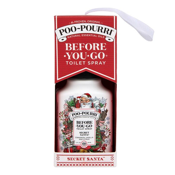 Poo~Pourri Before You Go Toilet Spray Secret Santa 59ml