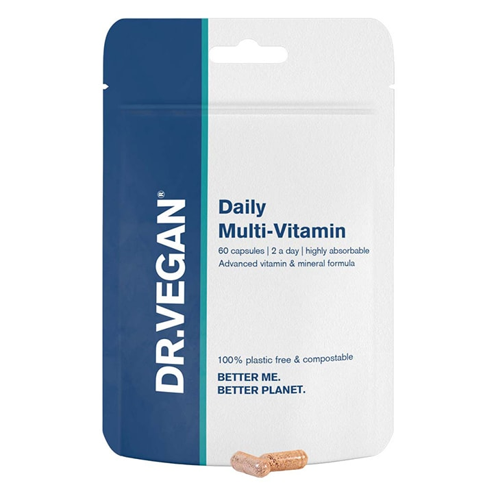 DR.VEGAN Daily Multivitamin 60 Capsules
