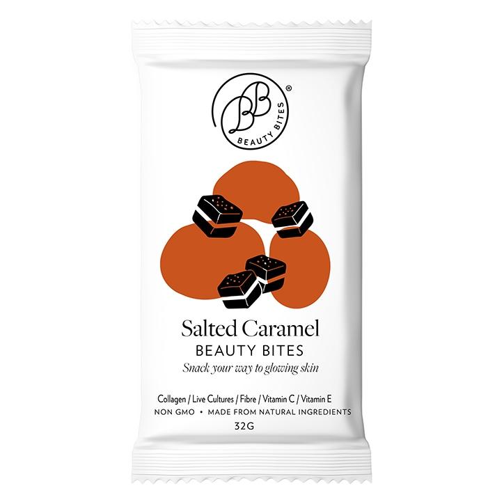 Krumbled Foods Beauty Bites Salted Caramel Flavour 1 x 32g