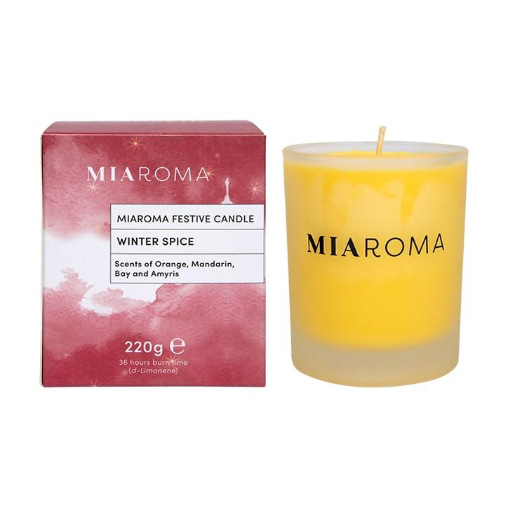 Miaroma Festive Candle 220g