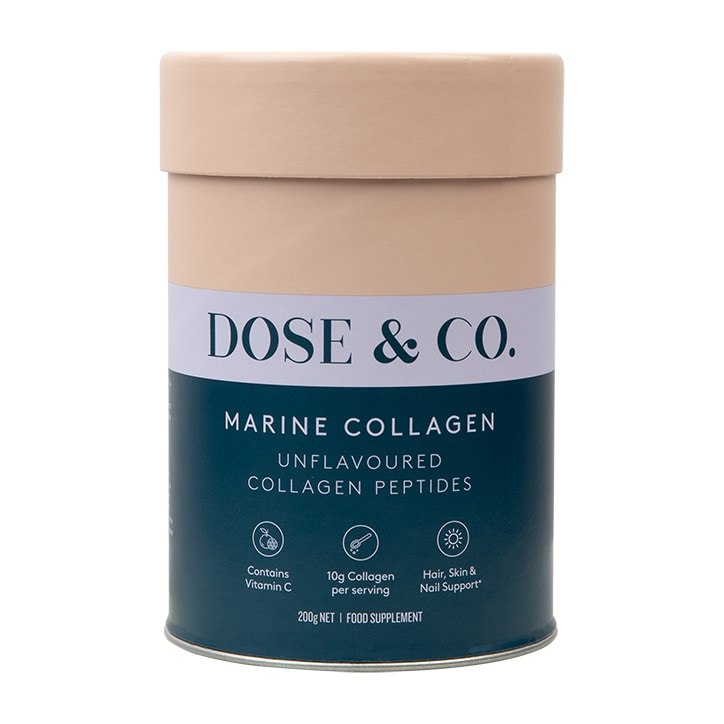 Dose & Co Marine Collagen Peptides 200g