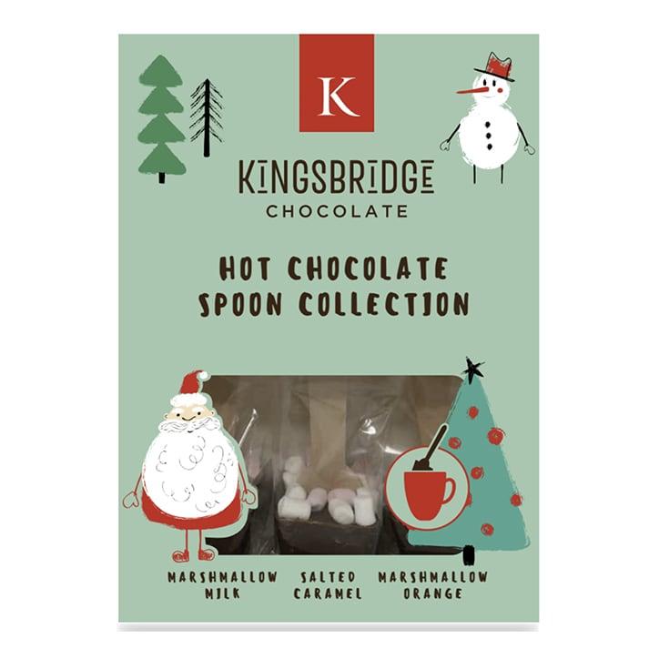 Kingsbridge Vegan Marshmallow Mixed Hot Chocolate Spoon 3 x 33g