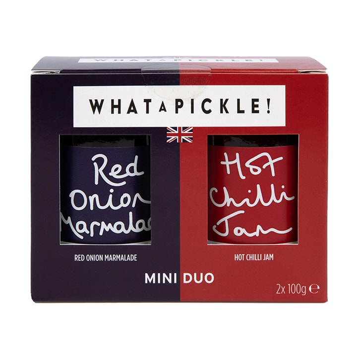 What A Pickle! Mini Duo 2 x 100g