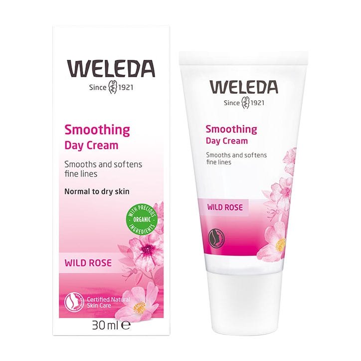 Weleda Wild Rose Smoothing Day Cream 30ml