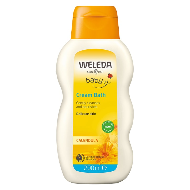 Weleda Baby Cream Bath