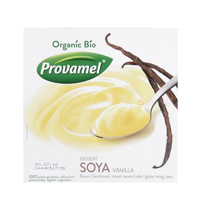 Provamel Soya Dessert Vanilla 4 x 125g