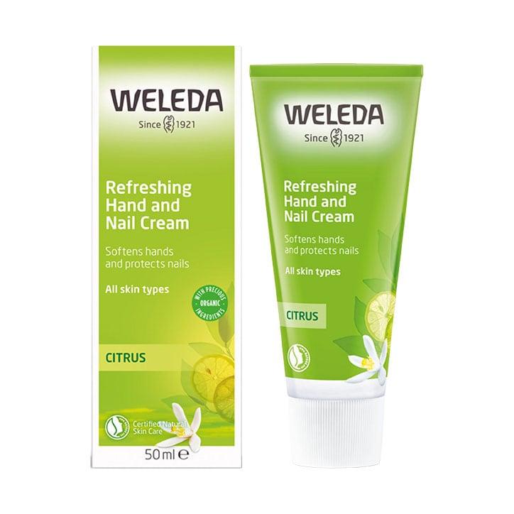 Weleda Citrus Hand and Nail Cream 50ml