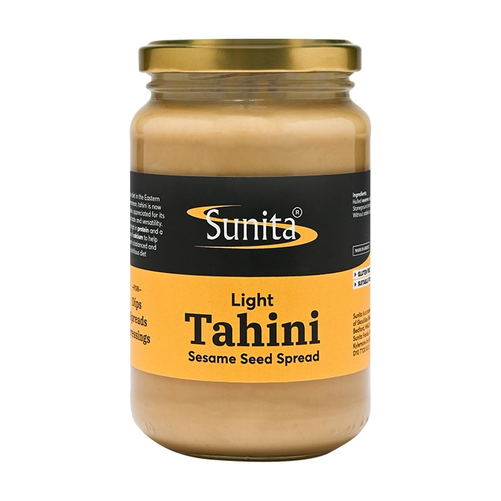 Sunita Light Tahini Creamed Sesame 340g