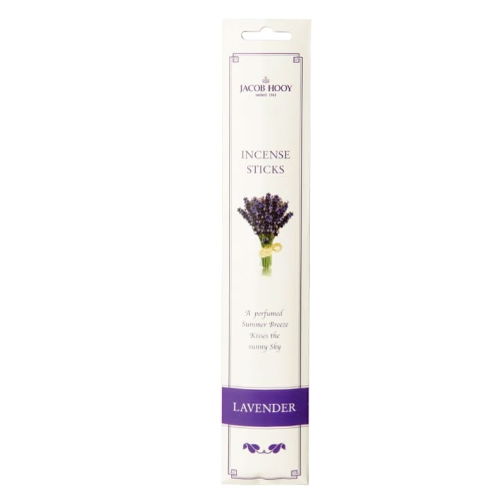 Jacob Hooy Incense Sticks Lavender 24 Sticks