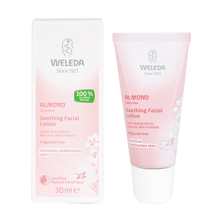 Weleda Soothing Facial Cleansing Lotion 30ml