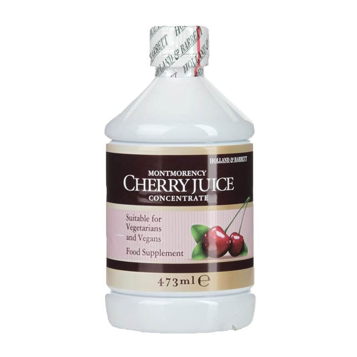 Holland & Barrett Montmorency Cherry Juice Concentrate 473ml