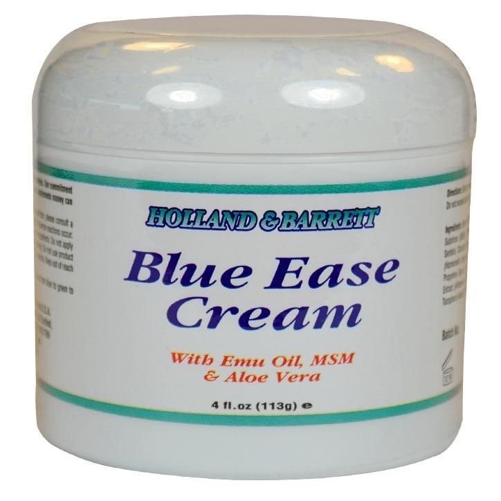 Holland & Barrett Blue Ease Cream