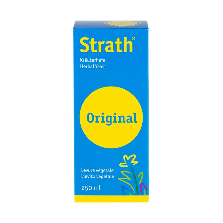 Cedar Health Strath Herbal Yeast Liquid 250ml