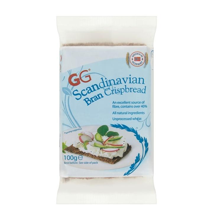 GG Scandinavian Bran Crispbread