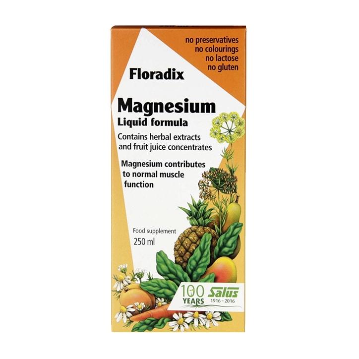 Floradix Magnesium Mineral Drink 250ml