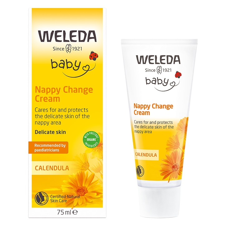 Weleda Calendula Baby & Child Nappy Change Cream