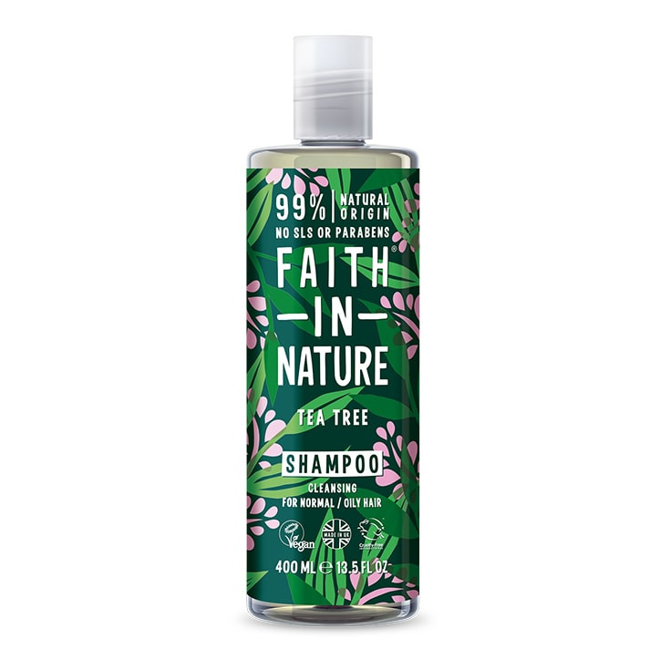 Faith in Nature Shampoo Tea Tree