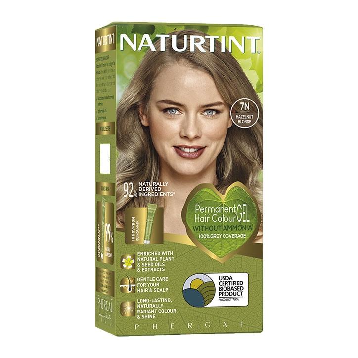 Naturtint Permanent Hair Colour 7N Hazelnut Blonde