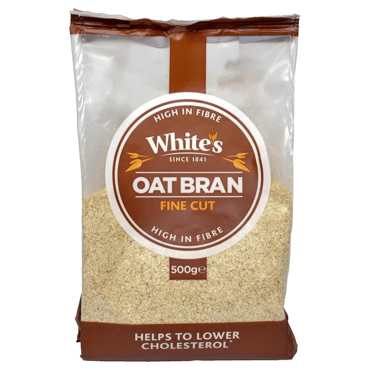 Whites Oat Bran Extra Fine 500g