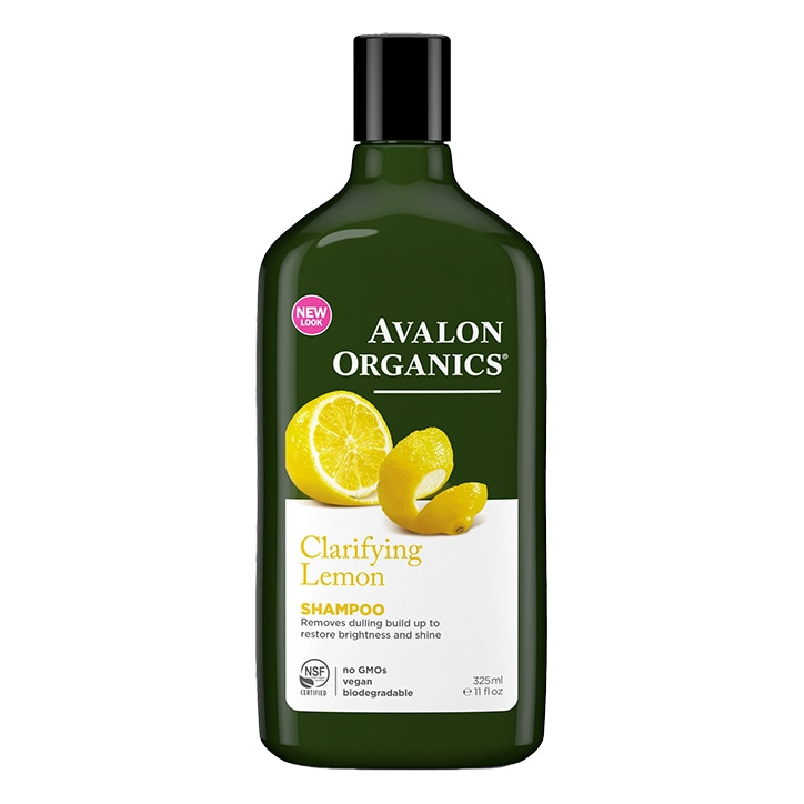 Avalon Organics Lemon Clarifying Shampoo 325ml