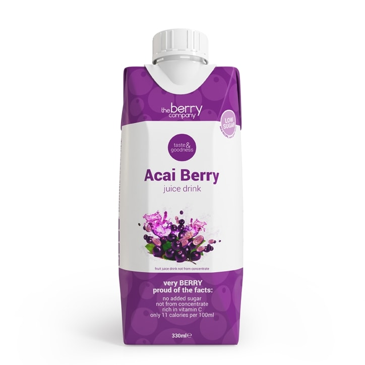The Berry Company Acai Berry Juice Drink