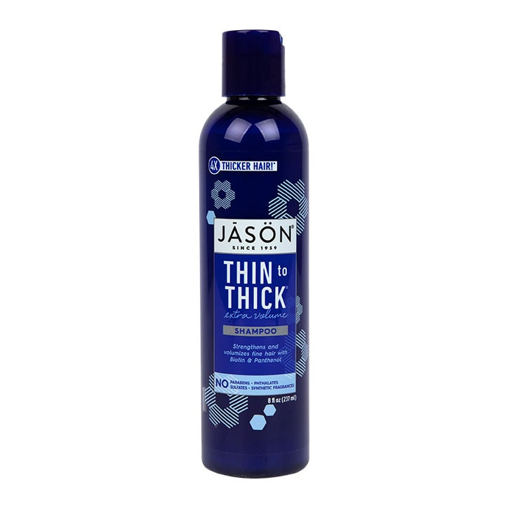 Jason Thin To Thick Extra Volume Shampoo 237ml