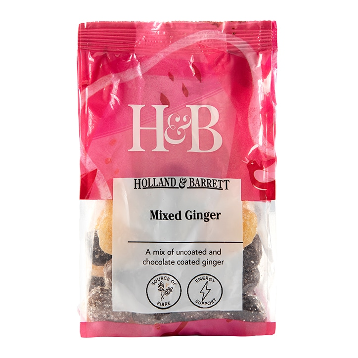 Holland & Barrett Mixed Ginger 250g
