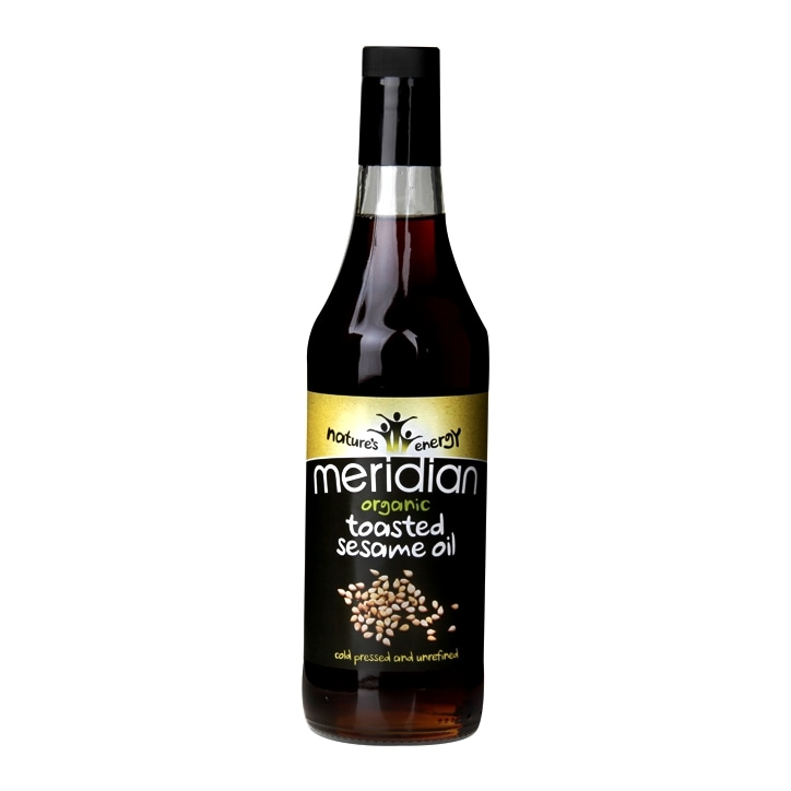 Meridian Organic Toasted Sesame Oil 500ml