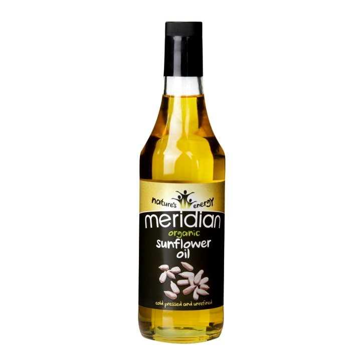 Meridian Organic Sunflower Oil 500ml