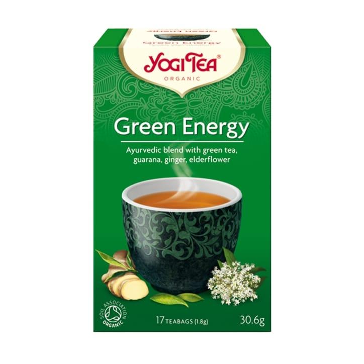 Yogi Tea Green Energy 17 Tea Bags