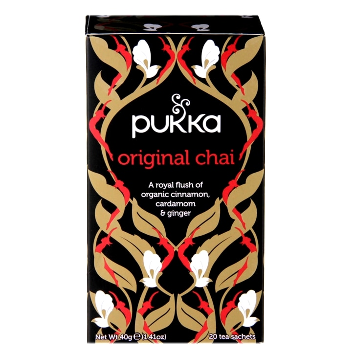 Pukka Fairtrade Original Chai