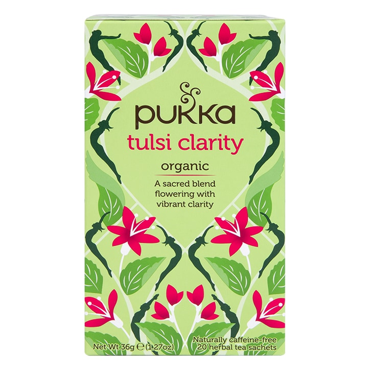 Pukka Tulsi Clarity Tea 35g