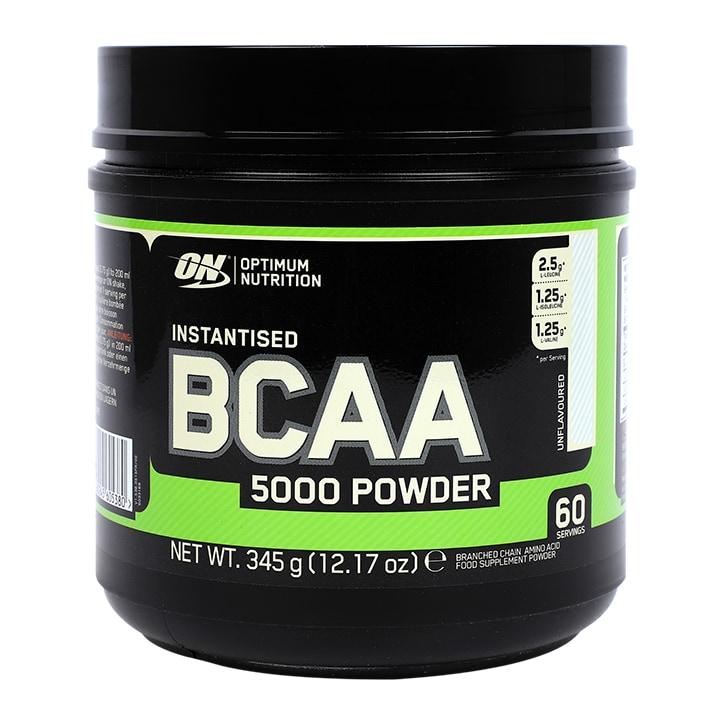 Optimum Nutrition BCAA 5000 324g Powder