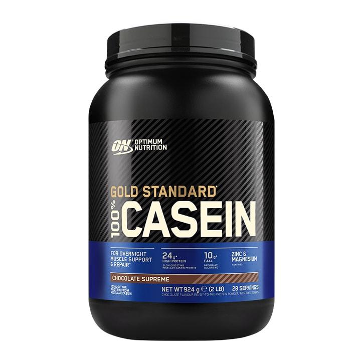 Optimum Nutrition Gold Standard 100% Casein Powder Chocolate