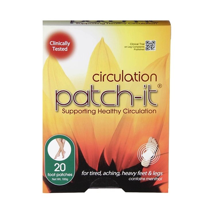 Patch It Circulation Foot Patches 20