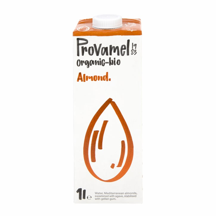 Provamel Organic Almond Drink Sweetened