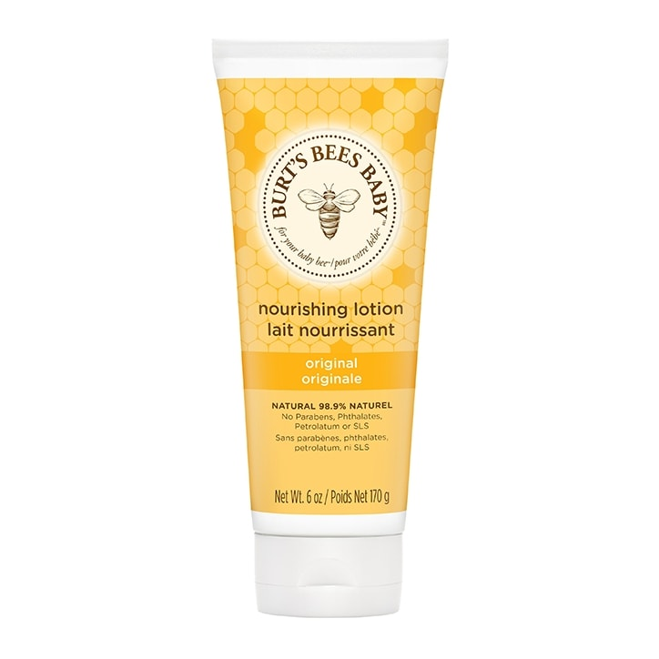 Burt's Bees Baby Bee Original Nourishing Lotion 170g