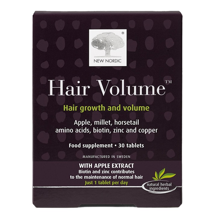 New Nordic Hair Volume Tablets