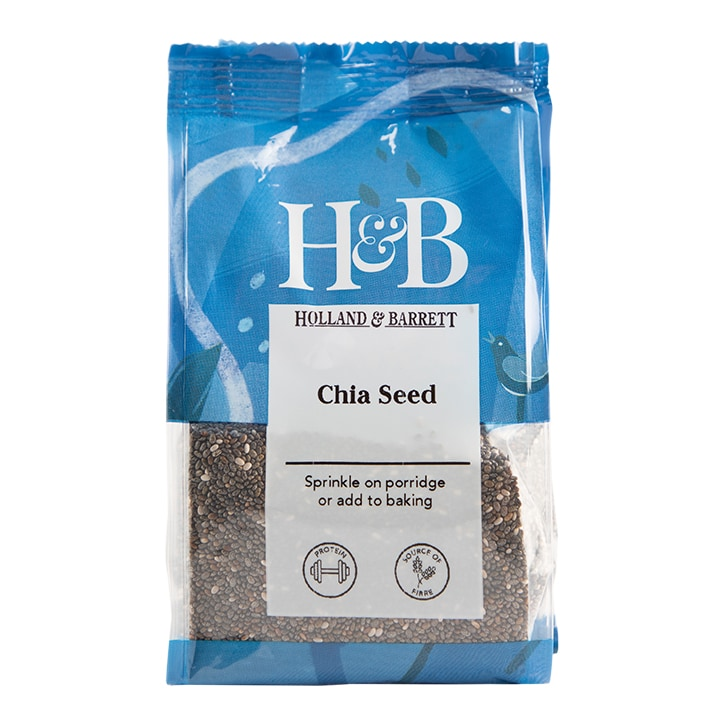 Holland & Barrett Chia Seeds 100g