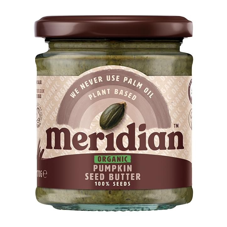 Meridian Organic Pumpkin Seed Butter 170g