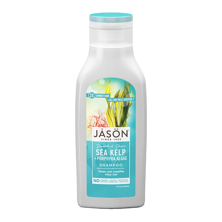 Jason Organic Sea Kelp Shampoo 480ml