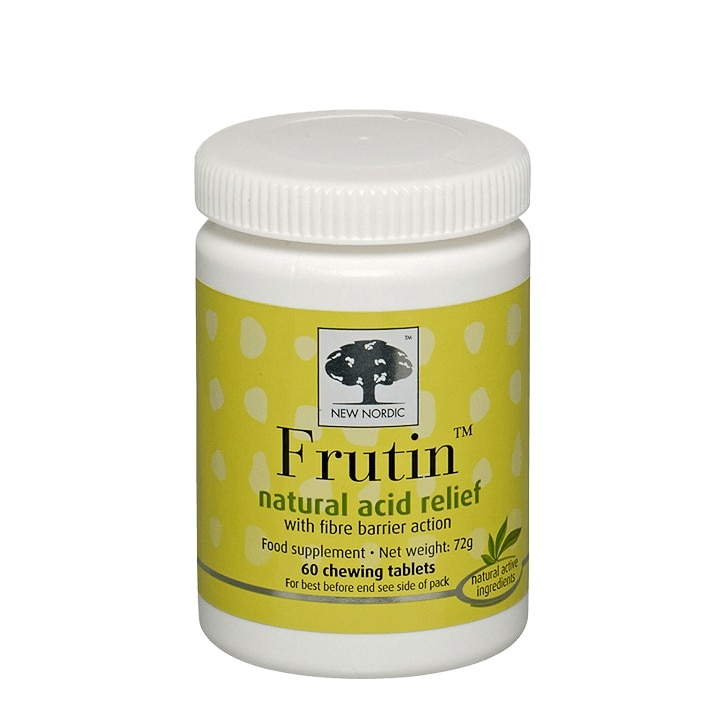 New Nordic Frutin Tablets