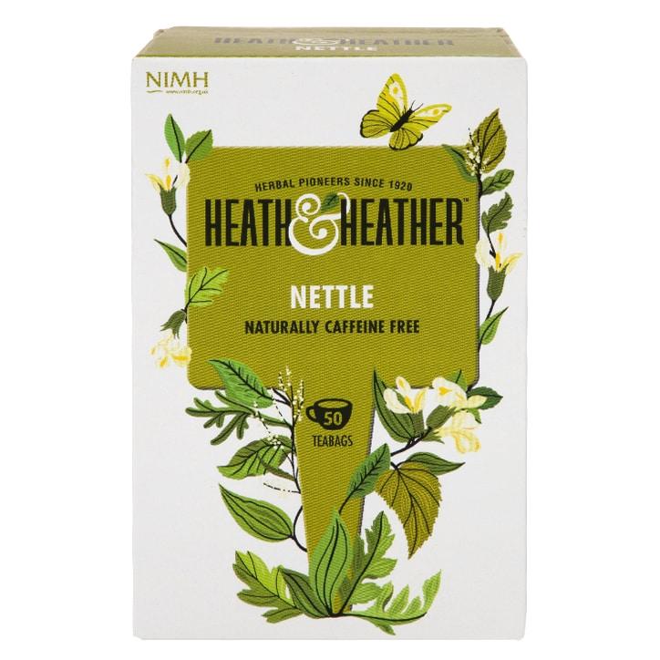 Heath & Heather Tea Nettle 50 Tea Bags