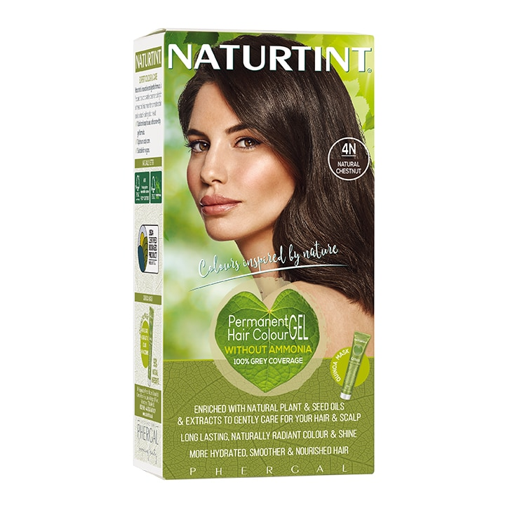 Naturtint Permanent Hair Colour 4N Natural Chestnut