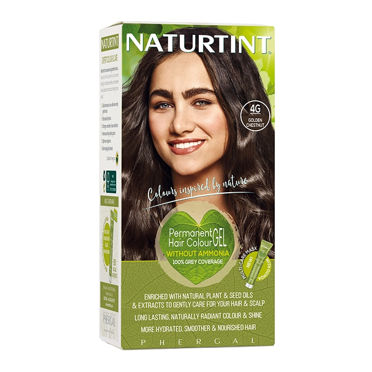 Naturtint Permanent Hair Colour 4G (Golden Chestnut)